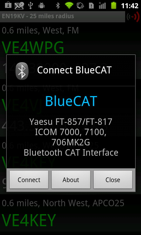 Connect BlueCAT